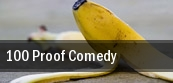 100 Proof Comedy The Comedysportz Theatre tickets