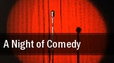 A Night of Comedy Seattle tickets