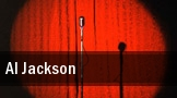 Al Jackson Stand Up Live tickets