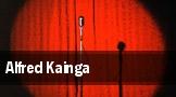 Alfred Kainga tickets