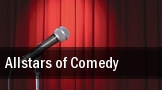Allstars of Comedy tickets