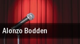 Alonzo Bodden tickets
