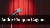 Andre-Philippe Gagnon tickets