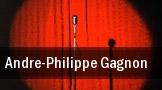 Andre-Philippe Gagnon Ottawa tickets