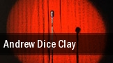 Andrew Dice Clay Tropicana Casino tickets