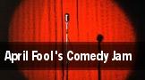 April Fool's Comedy Jam Grand Prairie tickets