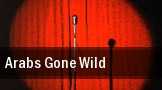 Arabs Gone Wild tickets