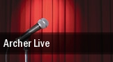 Archer Live Irving Plaza tickets