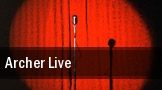Archer Live The Fillmore tickets