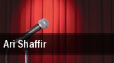 Ari Shaffir Sacramento tickets