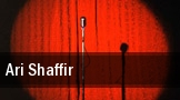 Ari Shaffir San Francisco tickets