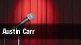 Austin Carr San Francisco tickets