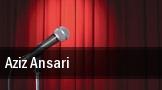Aziz Ansari tickets