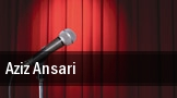 Aziz Ansari Seattle tickets