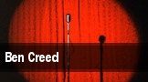 Ben Creed tickets