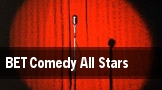 BET Comedy All Stars tickets