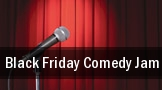 Black Friday Comedy Jam Washington tickets