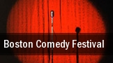 Boston Comedy Festival Boston tickets