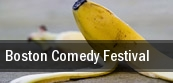 Boston Comedy Festival Wilbur Theatre tickets