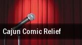 Cajun Comic Relief tickets
