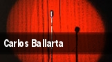 Carlos Ballarta tickets