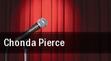 Chonda Pierce Frederick tickets