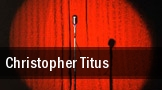 Christopher Titus Dallas tickets