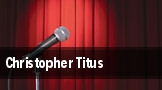 Christopher Titus Houston tickets