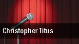 Christopher Titus South Point Hotel And Casino tickets