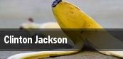 Clinton Jackson tickets