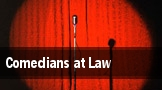 Comedians at Law tickets