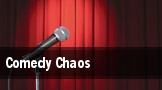 Comedy Chaos tickets