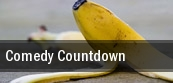Comedy Countdown Nob Hill Masonic Center tickets