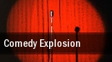 Comedy Explosion Cannon Center For The Performing Arts tickets
