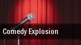 Comedy Explosion Trump Taj Mahal Hotel tickets