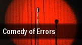 Comedy of Errors tickets
