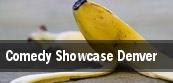 Comedy Showcase Denver tickets