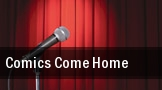 Comics Come Home Agganis Arena tickets