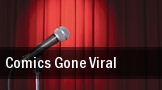 Comics Gone Viral tickets