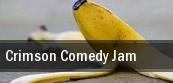 Crimson Comedy Jam tickets