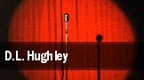 D.L. Hughley Bossier City tickets