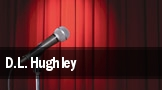 D.L. Hughley Paramount Theatre tickets