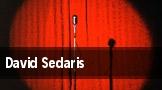 David Sedaris Flagstaff tickets