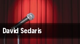 David Sedaris Hill Auditorium tickets