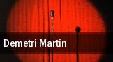Demetri Martin Albany tickets