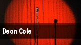 Deon Cole Oakland tickets