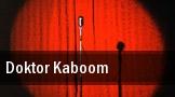 Doktor Kaboom! Muncie tickets