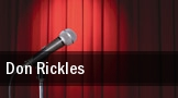 Don Rickles Bergen Performing Arts Center tickets