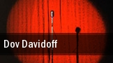 Dov Davidoff tickets