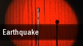 Earthquake Milwaukee tickets